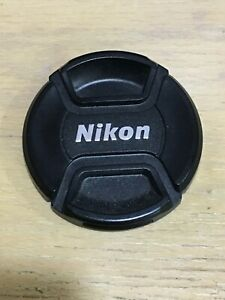 Nikon Original LC-58 58mm Lens Caps