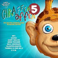 GIRAFFENAFFEN 5   CD NEU  JAMIE-LEE/SASHA/SAMY DELUXE/+