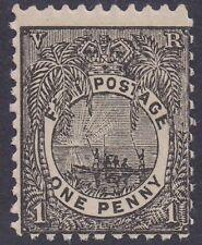 FIJI 1891 CANOE 1D PERF 11