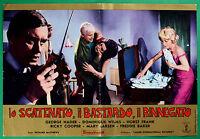 T27 Fotobusta Lo Unleashed Die Bastardo Die Renegade George Nader Freddie Bäcker