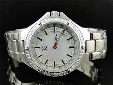 Ladies Womens Techno Com KC 36mm 42 Diamond Watch Joe Rodeo Jojo Aqua Master