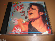 MICHAEL JACKSON rare LIVE CD viva KING OF POP World Tour Concert 1987 thriller