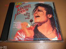 MICHAEL JACKSON rare LIVE CD viva KING OF POP World Tour Concert 1987 thriller