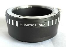 Praktica PB Lens to Sony NEX E Mount Adapter NEX-F3 NEX-6 Nex-5N Nex-7 PB-NEX