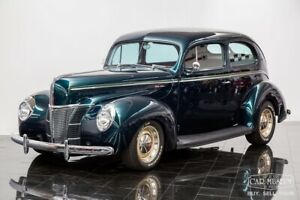 1940 Ford Deluxe Tudor