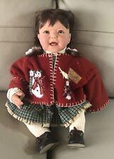 Lee Middleton Original Doll Limited Edition 536/1500 I Love Snow Vinyl Edition