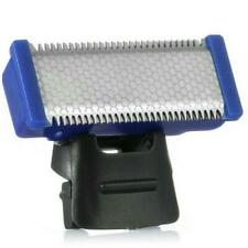 Replacement Men's Micro-Solo-Electric-Razor Double-Sided Blade Head Shaver QU