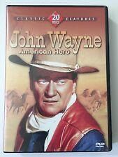John Wayne 20 Movie Pack (4 Disc Pack) (DVD, 2005, 4-Disc Set) DVD 9