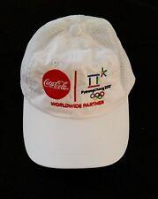 New Coke PyeongChang 2018 Olympics Hat Baseball Cap