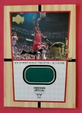 2000 Upper Deck Michael Jordan MJ's Final Floor First-Half Points FF5