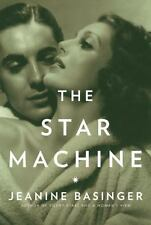 Jeanine Basinger~THE STAR MACHINE~SIGNED 1ST/DJ~NICE COPY