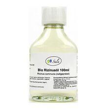 (6,29/100ml) Sala Bio Rizinusöl kaltgepresst 100% reines Rizinus Öl 100 ml