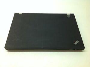 "Lenovo Thinkpad T510 Laptop 15.6"" i5-560M@2.66GHz 8GBRAM 256GBSSD DVD  Win10"