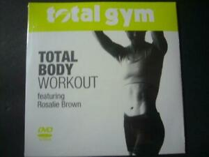 Total Gym Total Body Workout featuring Rosalie Brown
