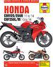 5919 Haynes Honda CBR125R, CBR250R, CRF250, CBR300R & CB300F 2011 - 2018 Manual