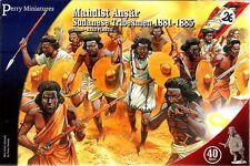 Perry - Mahdist ansar sudanese tribesmen 1881-1885 - 28mm - SA30