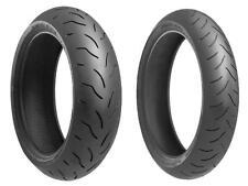 Bridgestone BT016 Motorcycle Tyre Combo Pair Deal 120/180 180/55ZR17 120/70ZR17