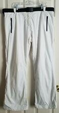 Obermeyer Size 18 Women's London White Ski Pants Winter Sports Style 85128