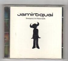 (IE250) Jamiroquai, Emergency On Planet Earth - 1993 CD