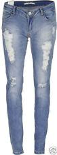 Jeans da donna slim , skinny denim , Taglia 42