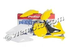 Kit Plastique Complet Polisport - Jaune Suzuki RM-Z 250 2007-2009