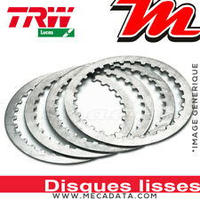 Disques d'embrayage lisses ~ Harley FXDWG 1584 Dyna Wide Glide 2008 ~ TRW