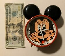 Antique Mickey Mouse Alarm Clock