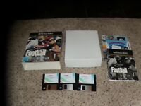 """Front Page Sports Football MS-DOS 3.5"""" disks Complete in Big Box"""