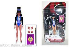 Batman Animated Series Zatanna Action Figure - DC Collectibles