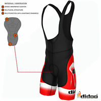 Pro Men's Outdoor Quality Stylish Padded Cycling Bib Shorts Tight Bike Trousers