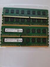 Micron 8GB 2RX8 PC3-12800U -11-13-B1