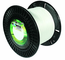 Power Pro Spectra White Braided Line Premium Braided Superline Fishing Line