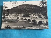 Vintage Real Photo Postcard - Ballater, Seen Across the River Dee
