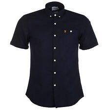 Farah Cotton Blend Casual Shirts & Tops for Men