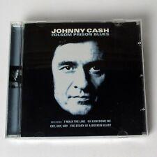 Johnny Cash - Folsom Prison Blues (CD, 2006 Musical Memories) 18 Tracks