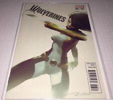 Wolverines 2015 #3 Variant Marvel Comic Book