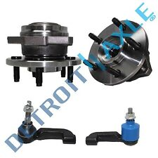 Brand New 4pc Complete Front Suspension Kit for 2002 - 2005 Jeep Liberty No ABS
