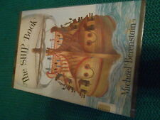 THE SHIP BOOK, Michael Berenstain hardbound