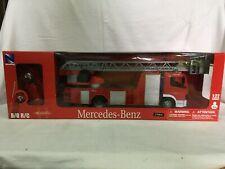 NewRay RC 1:22 Mercedes-Benz Feuerwehr Drehleiter Neu und Ovp!!