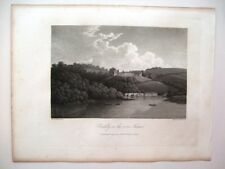 Pentilly on the River Tamar (published May Ist, 1813)