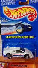 Hot Wheels Lamborghini Countach  (9988)