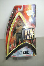 Star Trek Klingon Warrior Kor Action Figure Artasylum Orig. Packaging (W25)