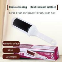 Portable Static Electricity Anti-dust Clothes Cleaner Pets Hair Removal Brush