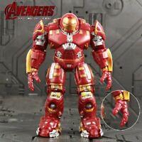 "Hulkbuster Marvel Avengers 18cm/7"" Action Figures Ultron Iron man Hulkbuster Toy"