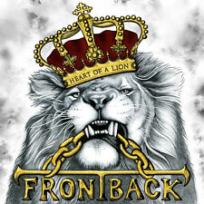 Frontback - Heart Of A Lion [New CD]
