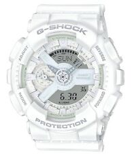 Casio G Shock * GMAS110CM-7A1 S-Series Gloss White Anadigi MOM17 COD PayPal