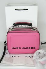Legendary MARC JACOBS The Textured Mini Box Bag (100% Original & New)