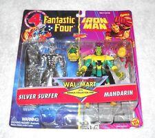 Fantastic Four/Iron Man Collectors Edition - Silver Surfer & Mandarin - MOC 100%