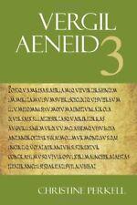 vergil Aeneid 3 Christine Perkell Latin english text paperback NEW CONDITION