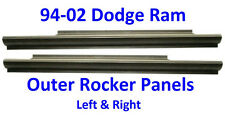 1994 -02 Dodge Slip-On Rocker Panel Set, Regular Cab Dodge Ram Pickup Truck Pair